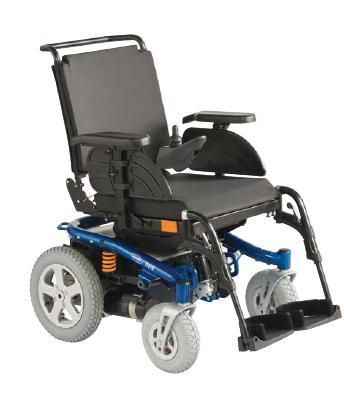 Акумулаторна инвалидна количка – Bora