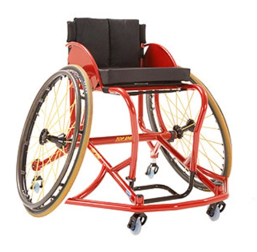 Баскетболна инвалидна количка – Top End Schulte 700