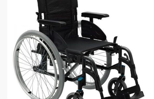 Инвалидна рингова количка Invacare – Action 2 NG