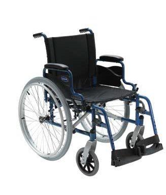 Инвалидна рингова количка Invacare – Action 1 NG