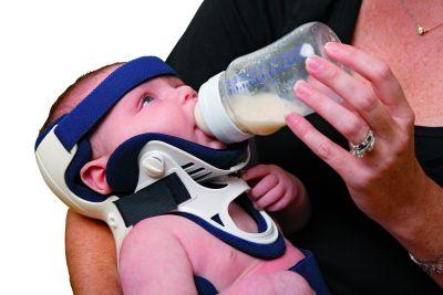 Бебешка шийна яка – Папус
