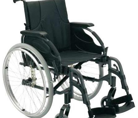 Инвалидна рингова количка Inavacare – Action 3 NG
