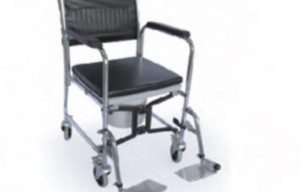 Комбиниран стол за баня и тоалет AIS-Compact