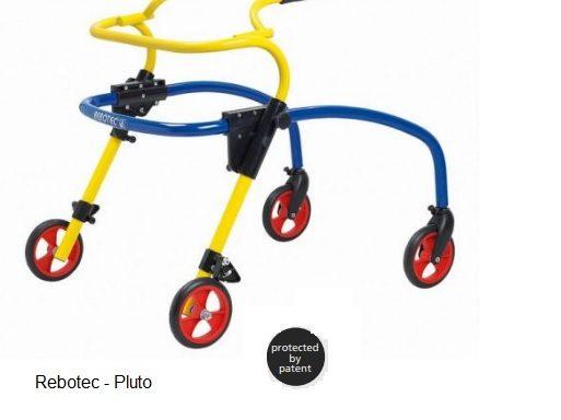 Детска проходилка Rebotec – Pluto