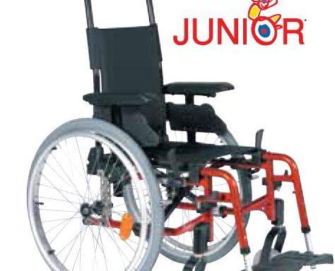 Количка за деца с увреждания Action 3 Junior